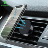 Black Car Phone Holder Magnetic Air Vent Mount Phone Holder in Car
