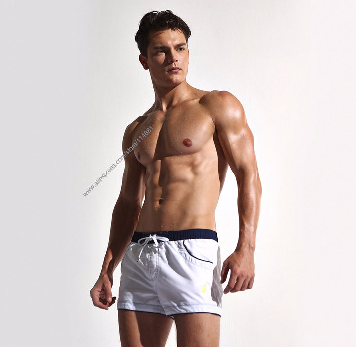 Men's Fitness Beach Shorts