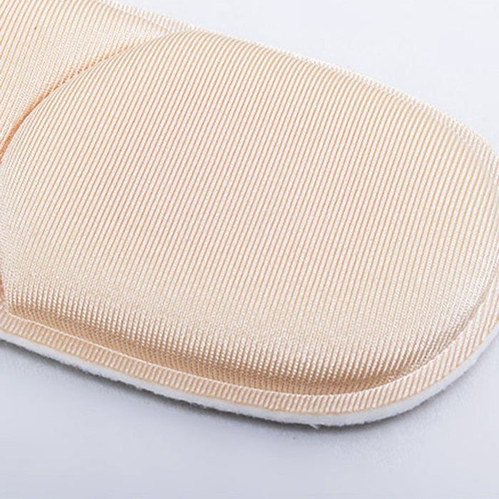 One Pair Slow Rebound Memory Foam Cushioning Insole Breathable Absorbent Insoles for Women Shoes