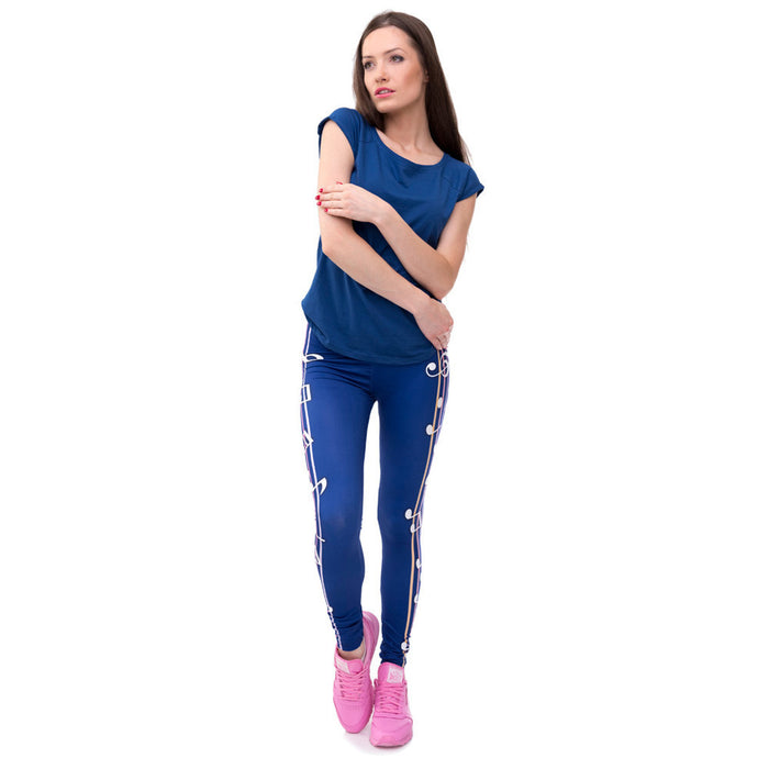Women Fashion Legging (Slim High Waist  Leggings Woman Pants)