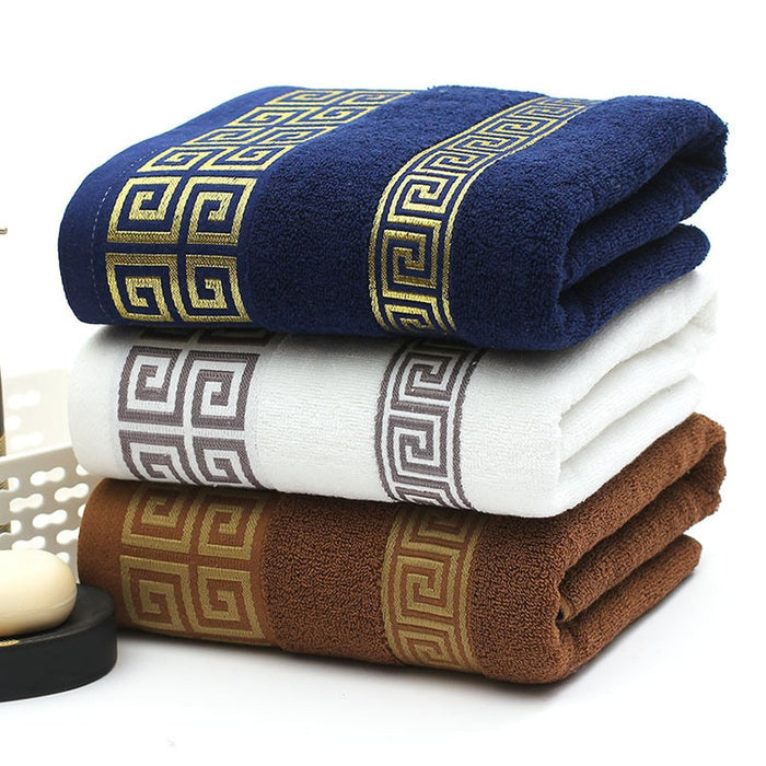 Luxury Egyptian Cotton Bath Towels Bathroom,Egyptian Cotton Beach Terry Bath Towels