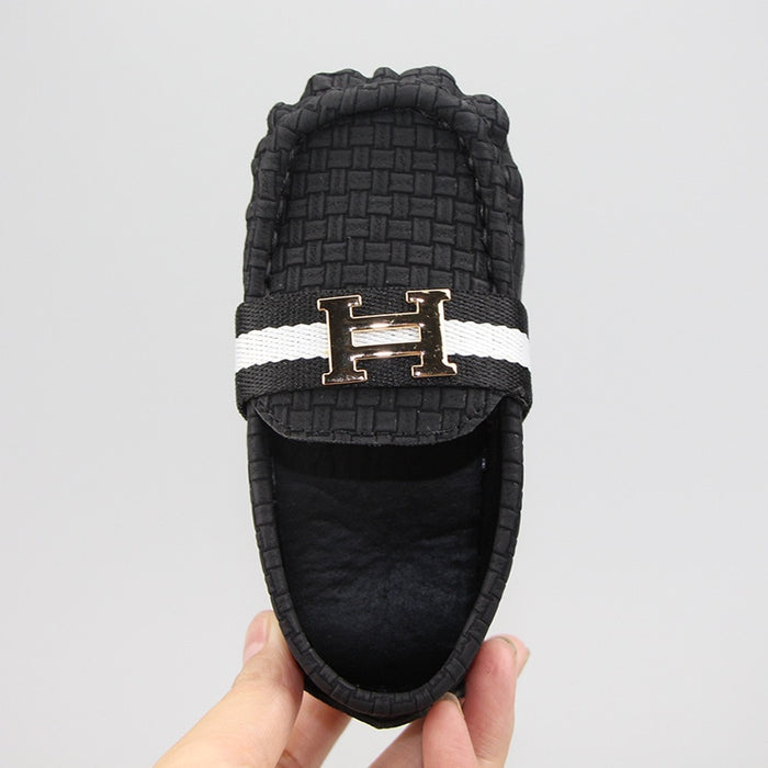 Kids Fashion Loafers Breathable Baby Casual Shoes