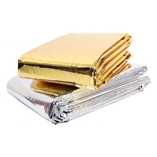 First Aid Thermal Insulation Mylar Blanket