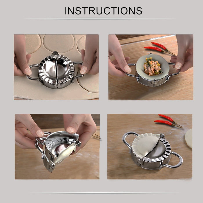 The Best Dumpling Maker Device