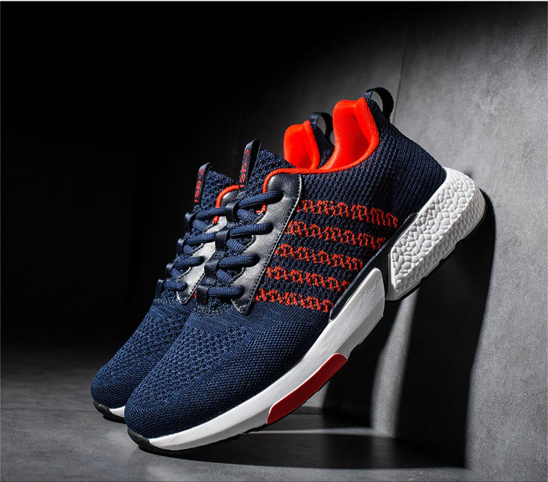 New Ultra Boost Men Outdoor Sport Light Cushioning Non-slip Mesh Sneakers