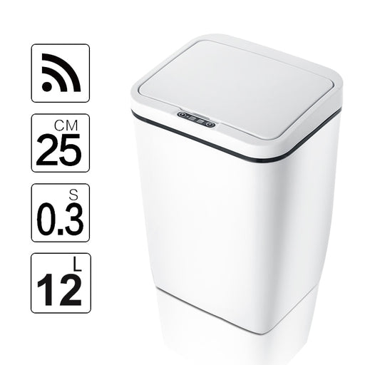 Smart Sensor Home Bathroom Trash Can