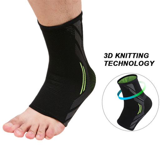1 PCS Ankle Brace Compression Support Sleeve Elastic Breathable for Injury Recovery Joint Pain basket femme Foot Sports Socks