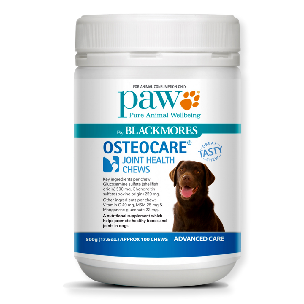 Blackmores PAW Osteocare Chews 500g