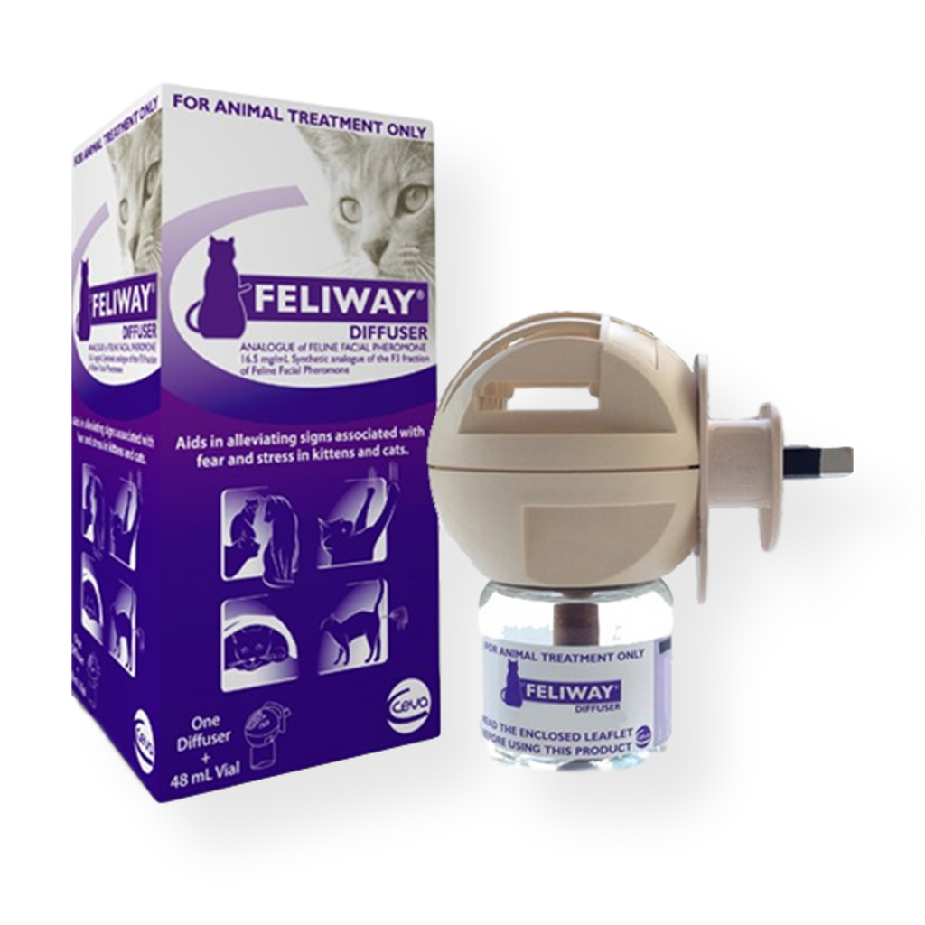 Feliway Cat Calm Diffuser plus Refill 48ml
