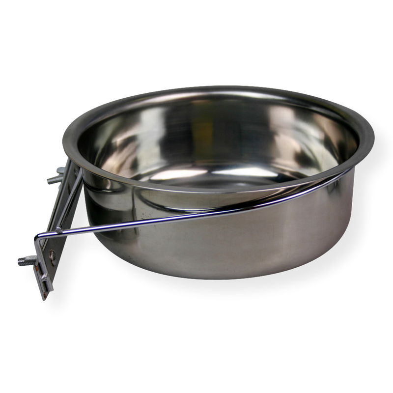 Avi One Stainless Steel Coop Cup with Clamp