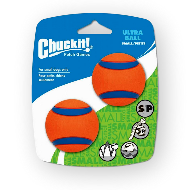 Kong Air Puppy Squeaker Tennis Ball Small 3 pack