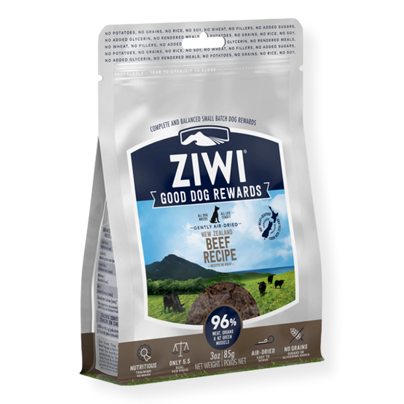 Ziwi Peak Beef Good Dog Treats 82.5g