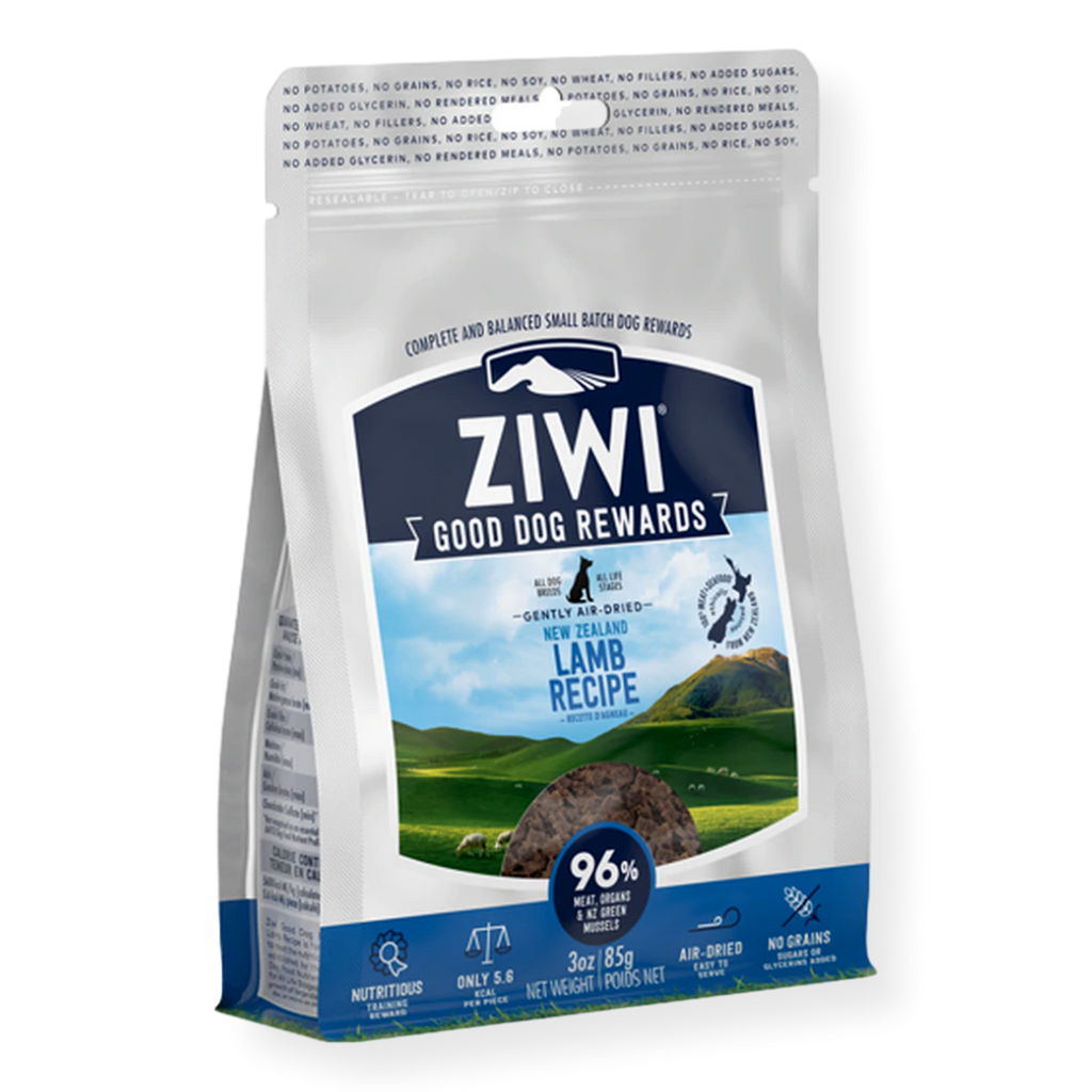 Ziwi Peak Lamb Good Dog Treats 82.5g