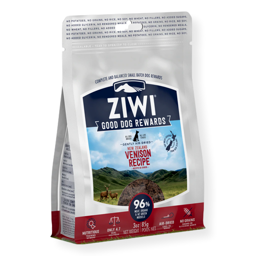 Ziwi Peak Venison Good Dog Treats 82.5g