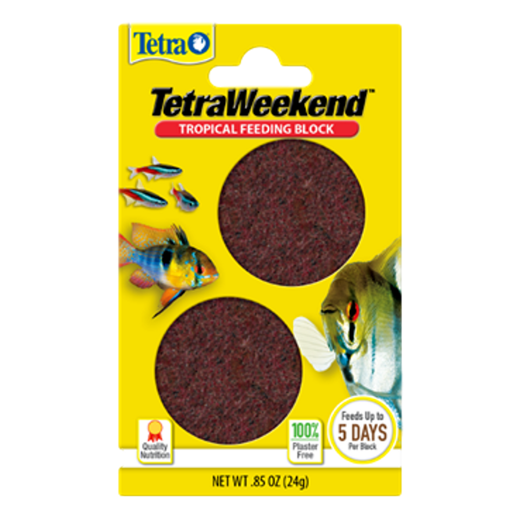 Tetra Weekend Tropical Feeder