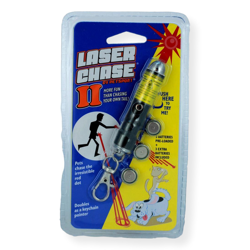 Laser Chaser Cat Toy