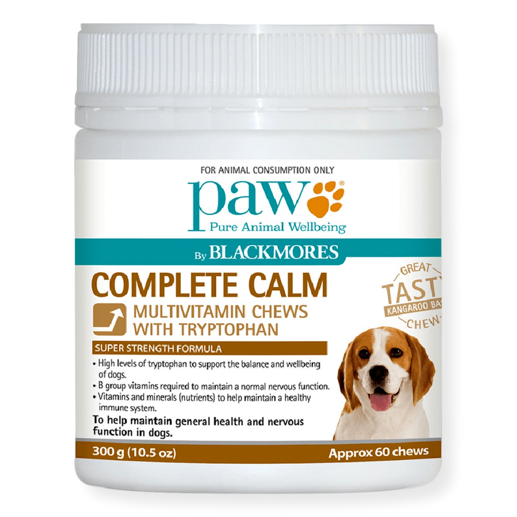 Blackmores PAW Complete Calm Dog Chews 300g