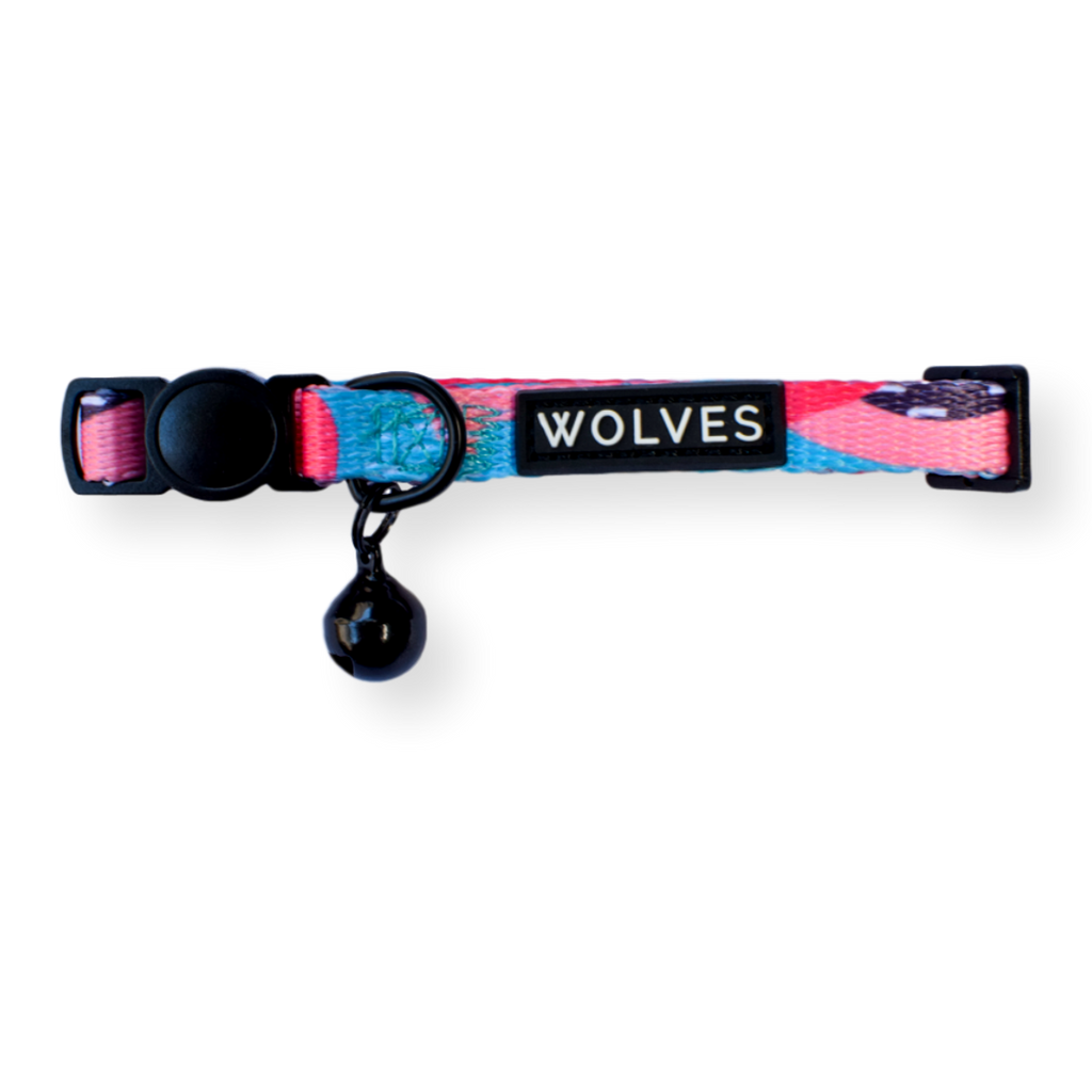 Wolves of Wellington Cat Collar Floss