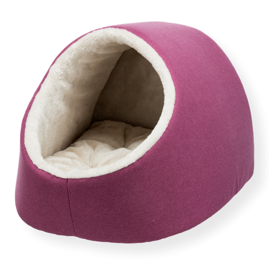 Trixie Salva Cuddly Cave Fuchsia & Cream