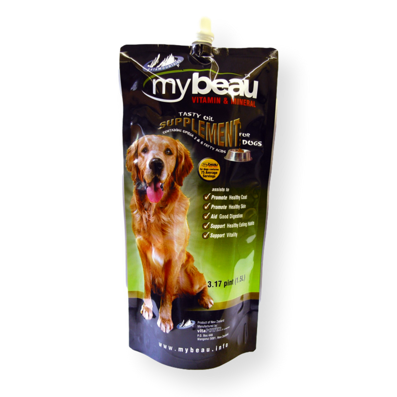 My Beau Dog Supplement