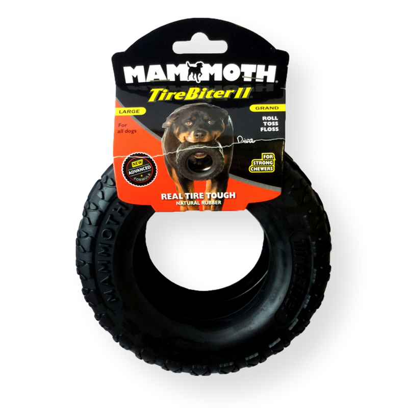 Mammoth Tire Biter Tire Dog Toy