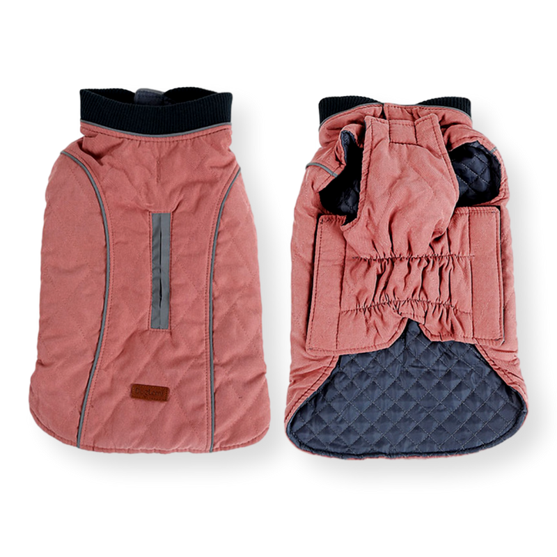 Oneroa Padded Dog Vest Pink