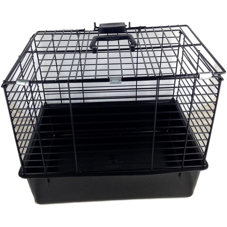 Pet One Cat Wire Top Carry Cage – Pet
