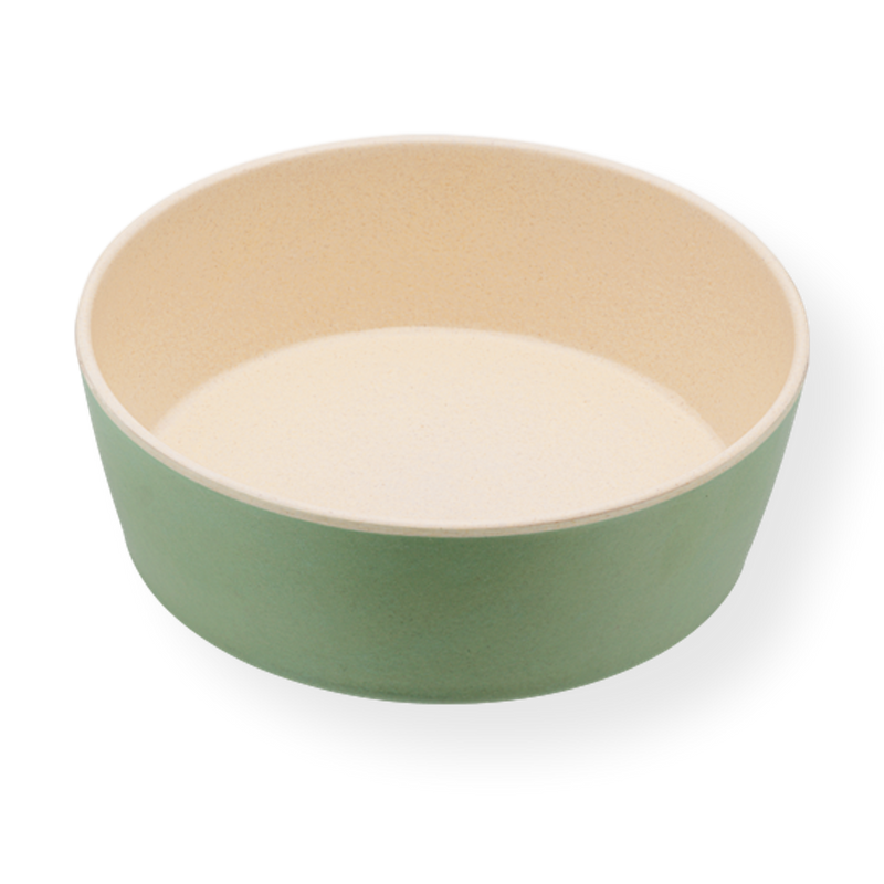 Beco Printed Dog Bowl Mint