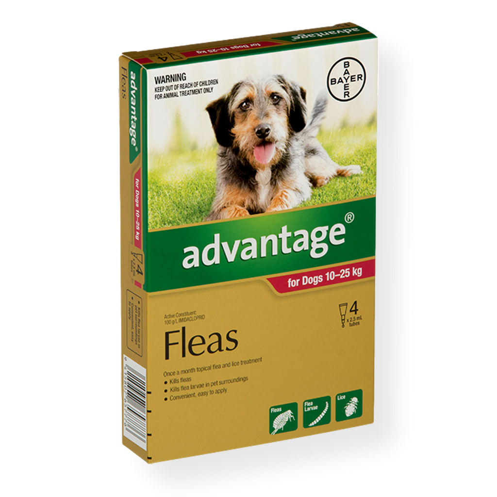 Advantage Spot On Dog Flea Treatment