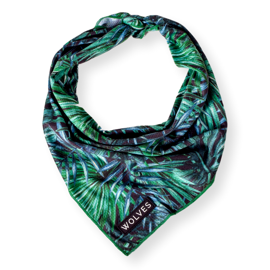 Wolves of Wellington Dog Mesh Bandana Florida