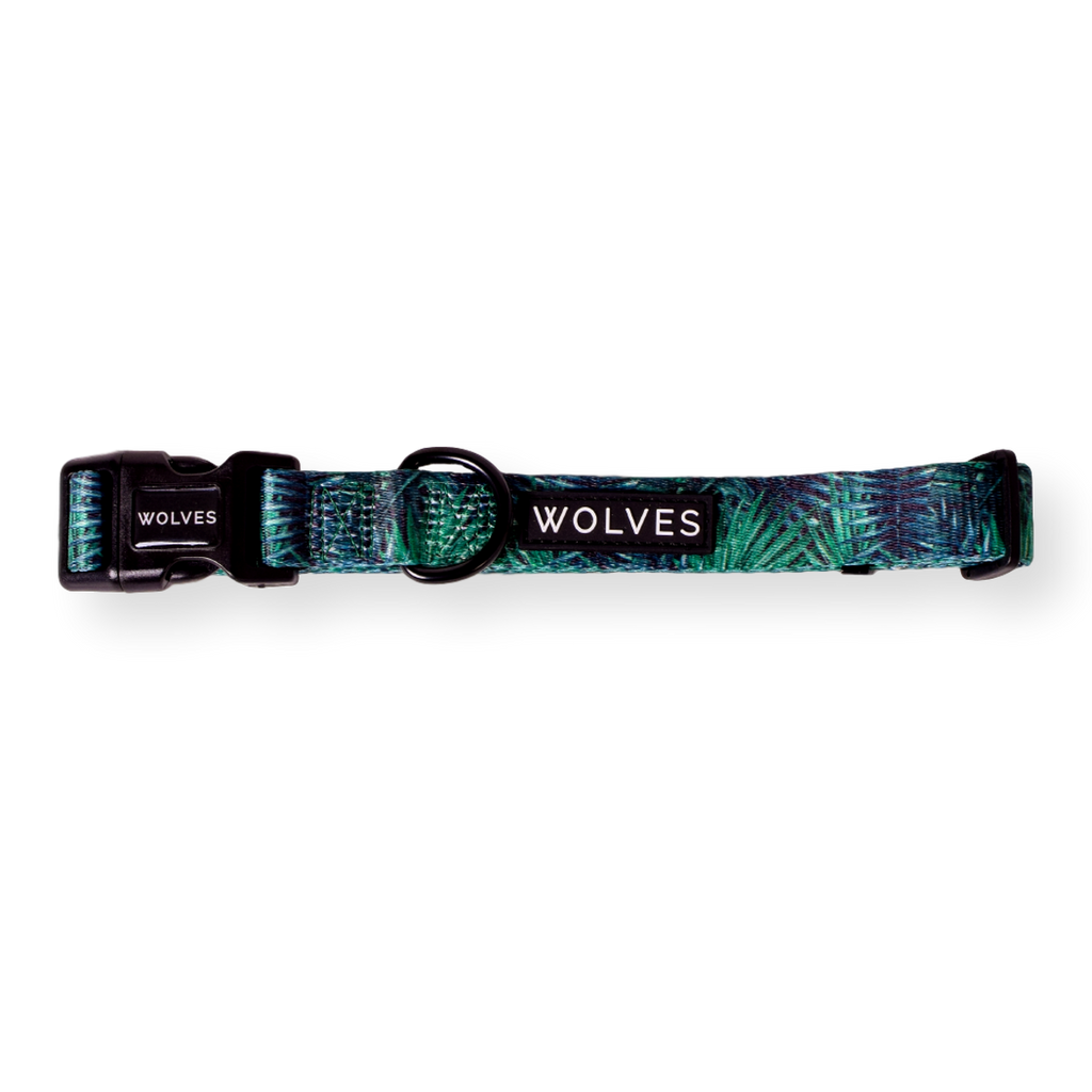 Wolves of Wellington Dog Collar Florida