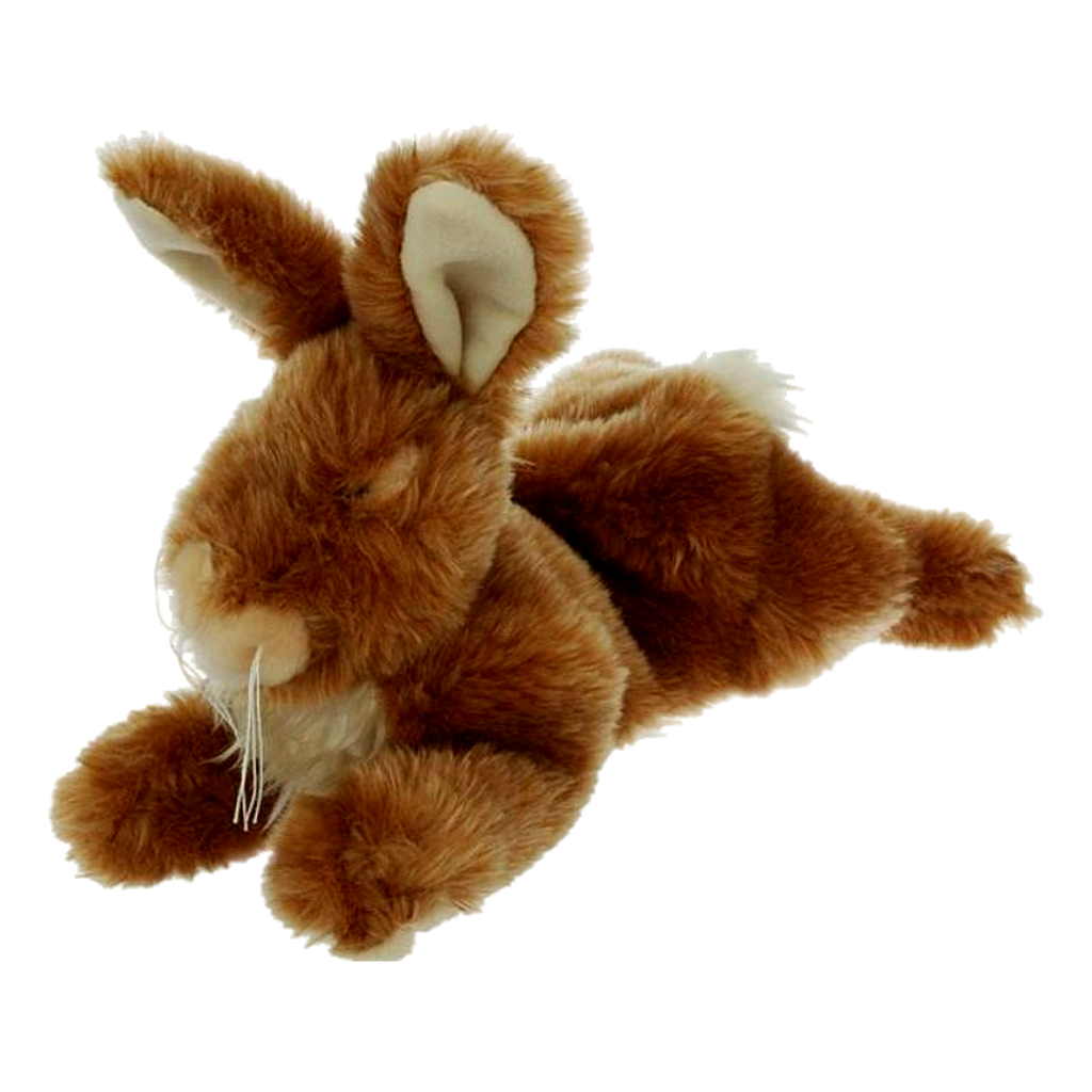 Cuddlies Rabbit Dog Toy