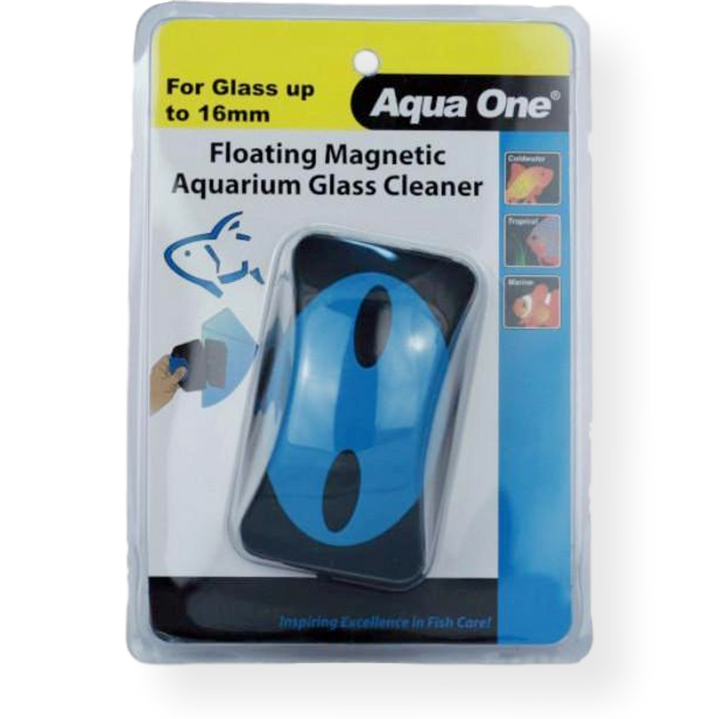 Aqua One Floating Magnet Glass Cleaner