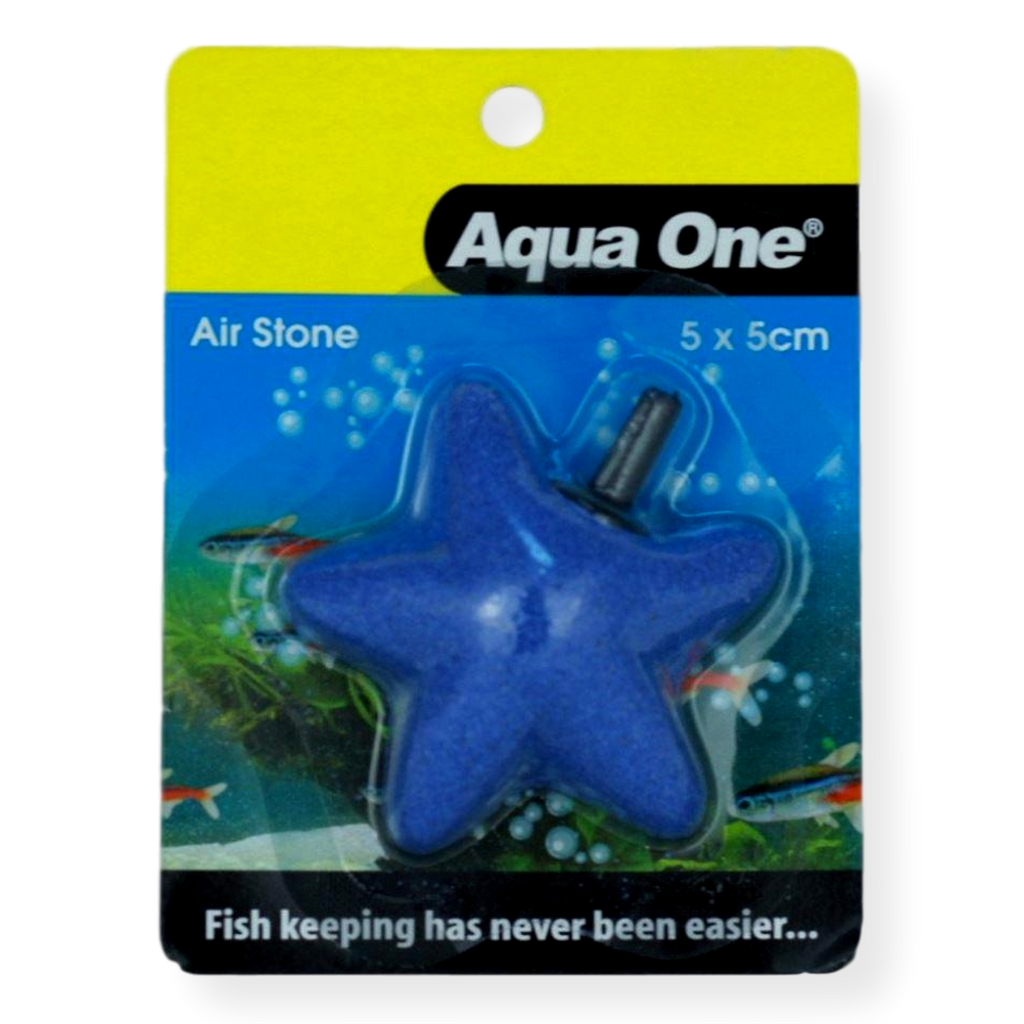 Aqua One Air Stone Star Fish Small