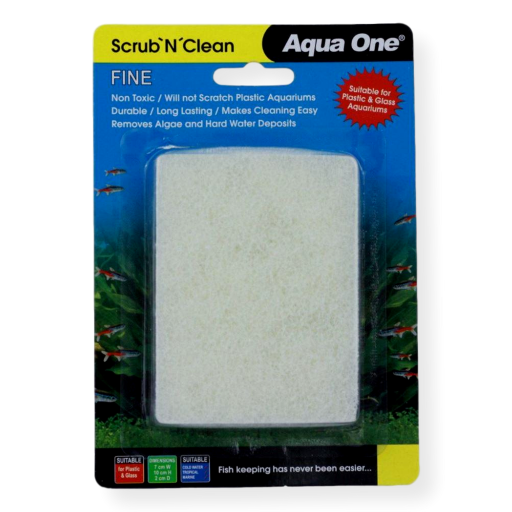 Aqua One Scrub n Clean Algae Pad