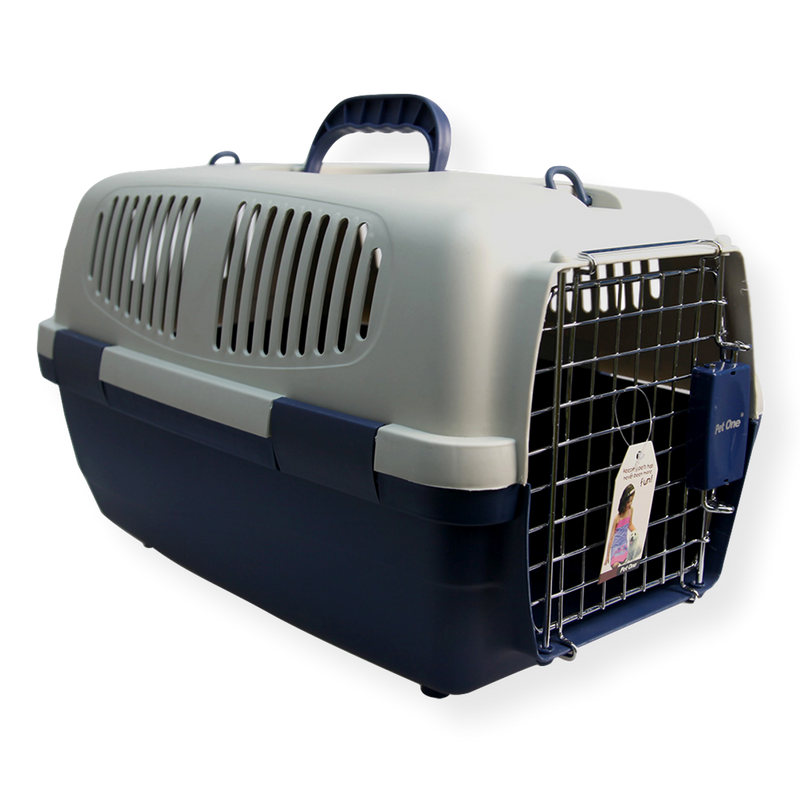 Pet One Cat Carrier Medium 56x36x34cm