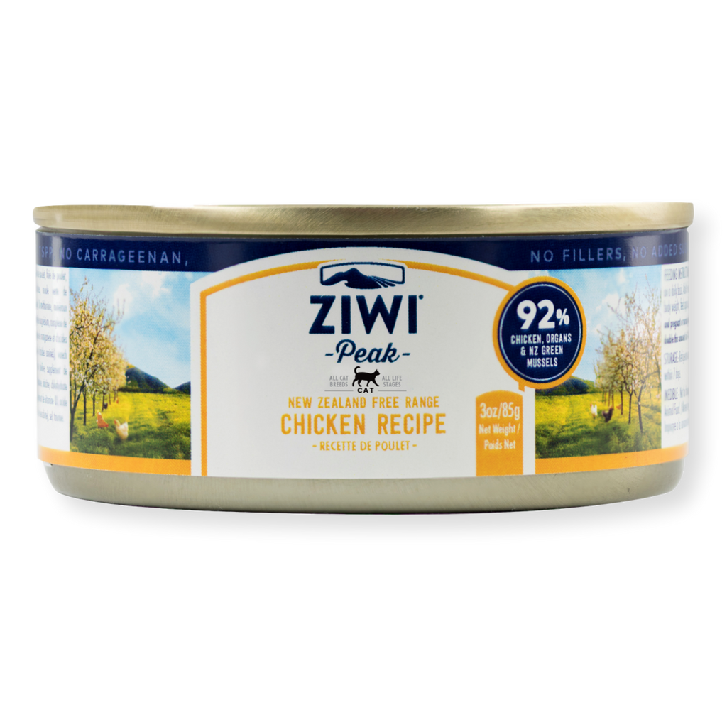 Ziwi Peak Canned Chicken Cat Food 85g
