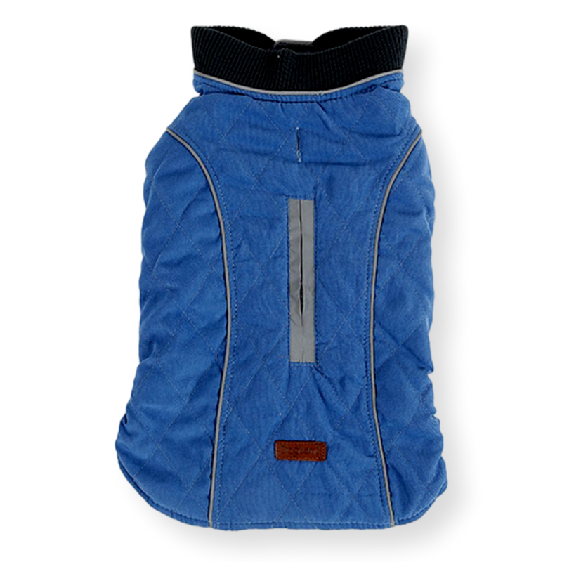 Oneroa Padded Dog Vest Blue