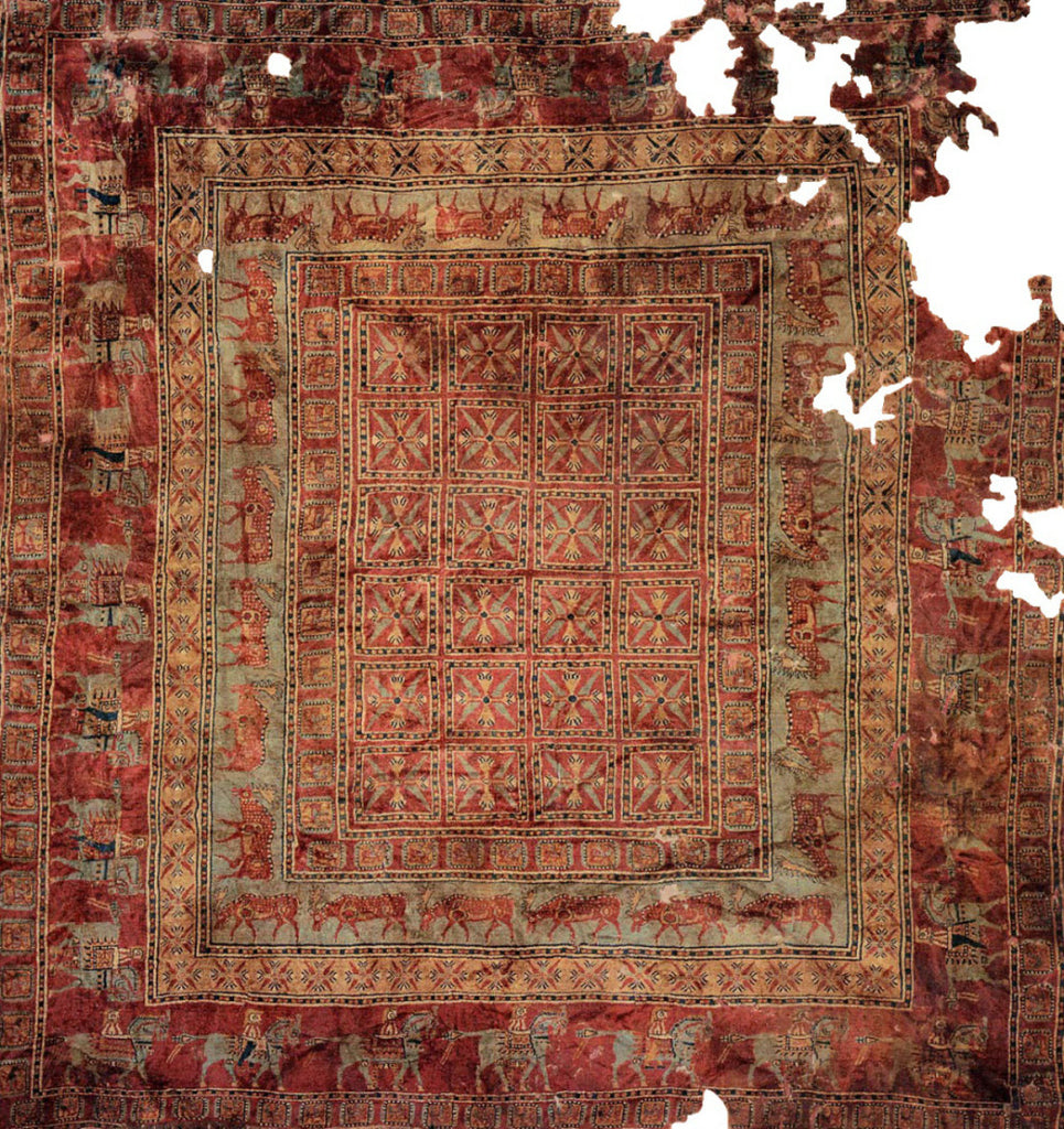 History of Persian Carpets