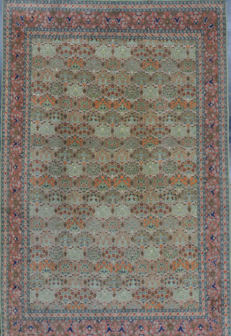 Rug Id; 1025-c turkish 8x12