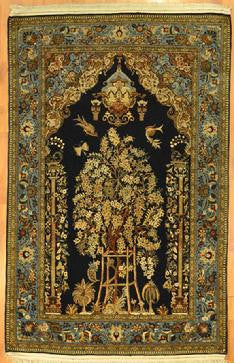 4.5x7.0 Persian Esfahan #37467 Sold