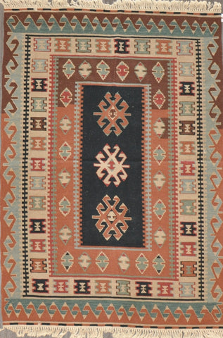4.0x6.0 turkish kilim #79276