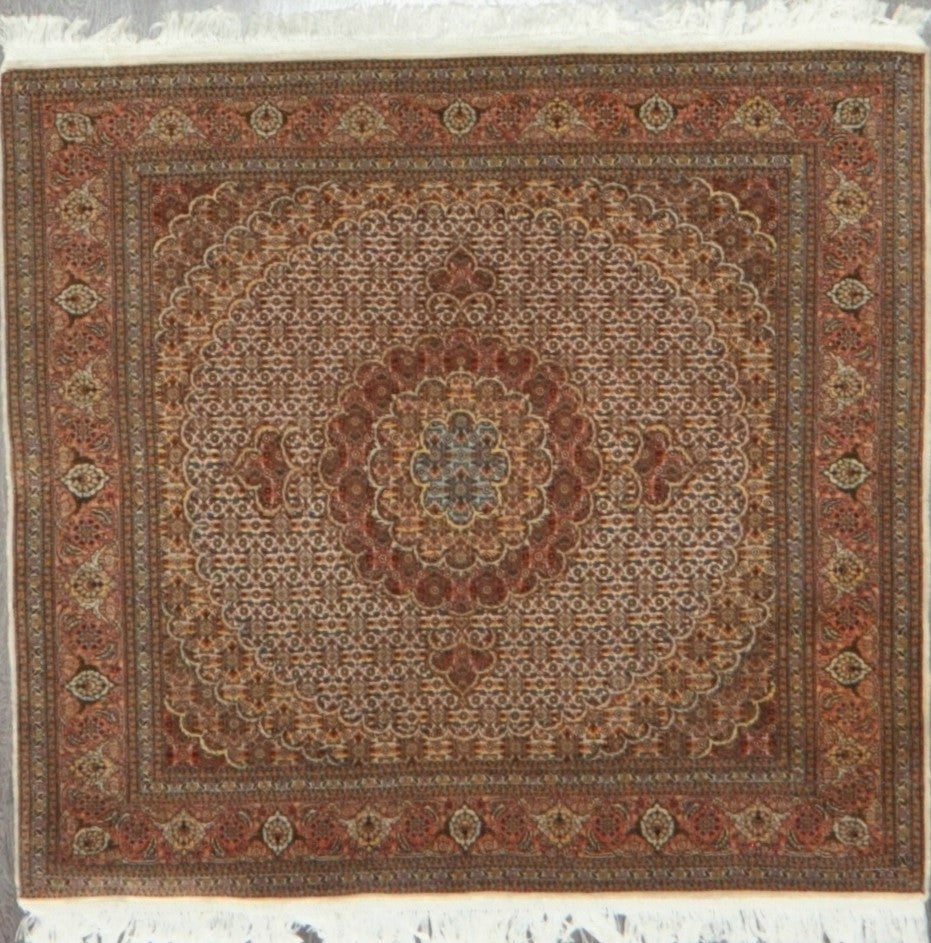 5x5 Persian fish tabriz ws #81587