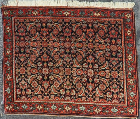 Rug Id 2938 Antique Persian Bijar 2.0x2.4