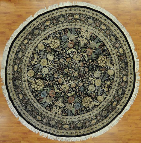 10.0x10.0 round pakistan handknotted in pakistan 100 percent wool pile1 #65458