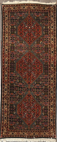 Persian bijar runner 2.1x5.2  #69715