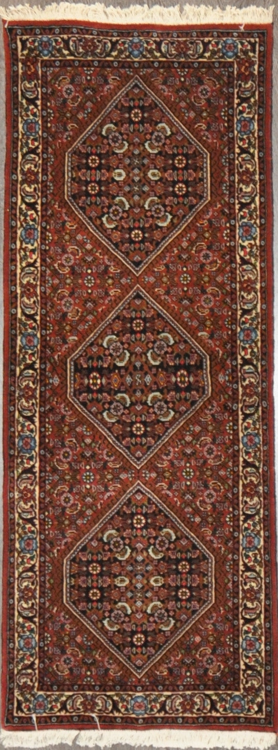 2.1x5.4 Persian bijar runner #16277