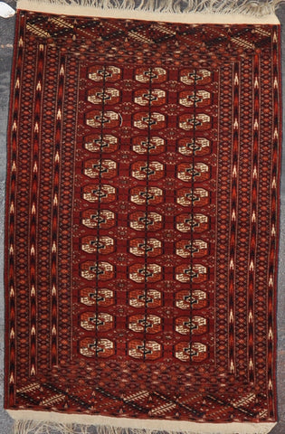 Rug Id: 3359 Antique Tekke Turkman 3.2x4.8