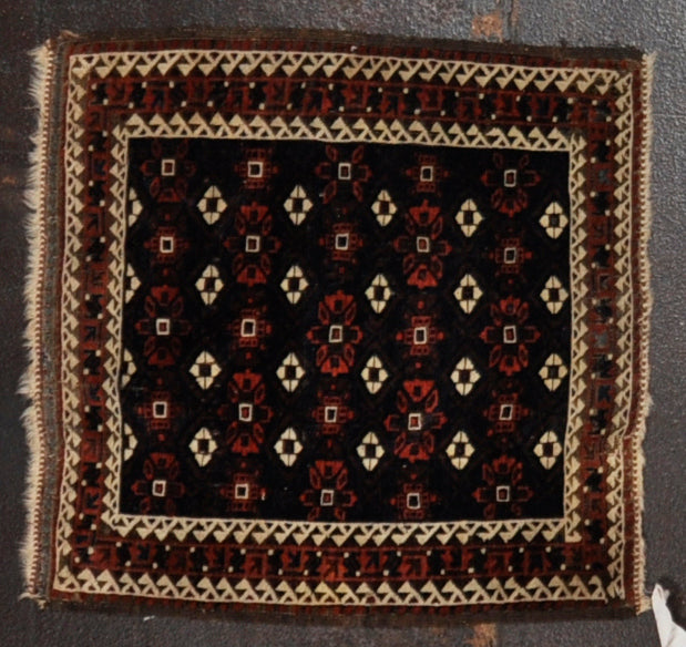 Rug Id: 3464 Antique Baluch 2.0x2.5