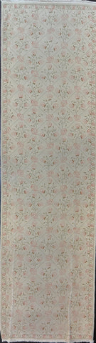 Rug Id: 36188 English floral runner 4.6x16.0